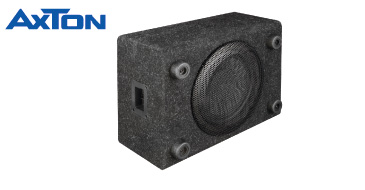 AXTON ATB120QB: Basskiste / Subwoofer fürs Auto