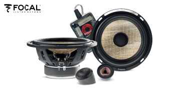 Focal Flax PS165 FE: Composystem mit Flachsmembran