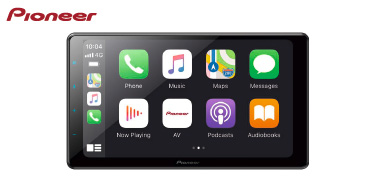 PIONEER SPH-EVO93DAB: 1-DIN Multimediasystem mit DAB+, Apple CarPlay & Android Auto