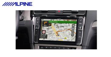 Alpine X902D-G7 Navigationssystem
